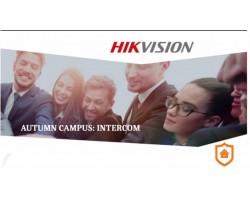 HIKVISION PRESENTA IL SUO SISTEMA INTERCOM