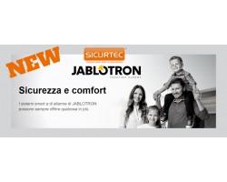 Novità sicurtec: vi presentiamo Jablotron